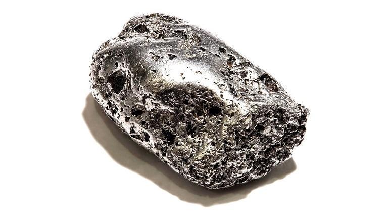 Платиновый химический элемент