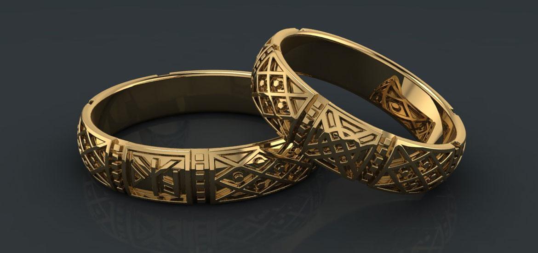 От чего зависит цвет золота в ювелирных изделиях?