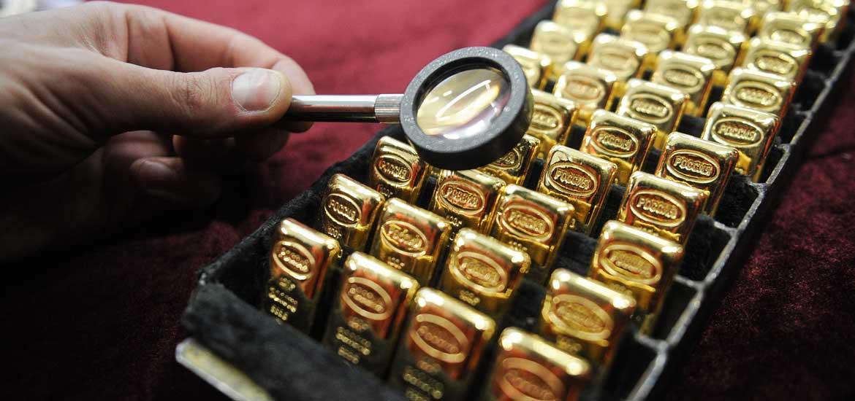 Динамика цен на золото, прогноз цен на золото, цена золота график